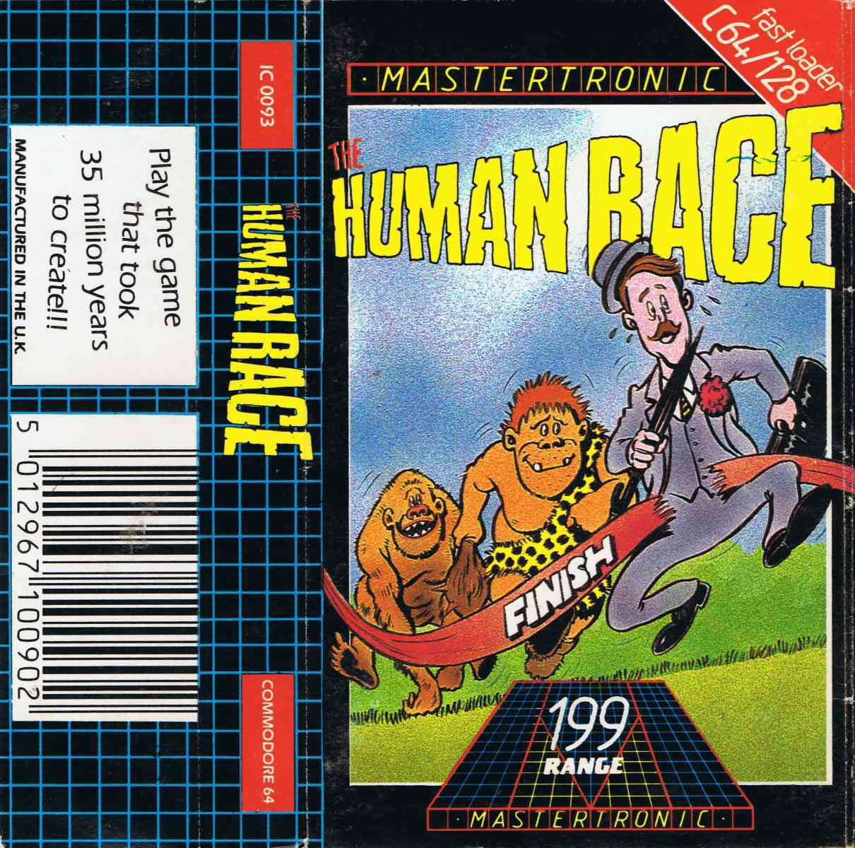 Game: The Human Race