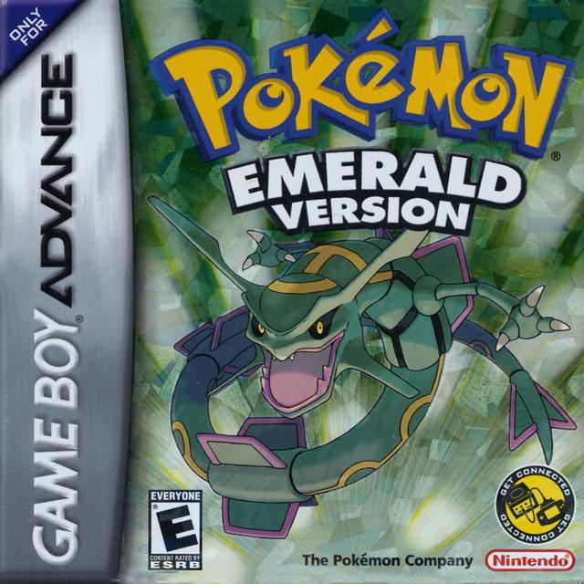Pokemon Emerald Game