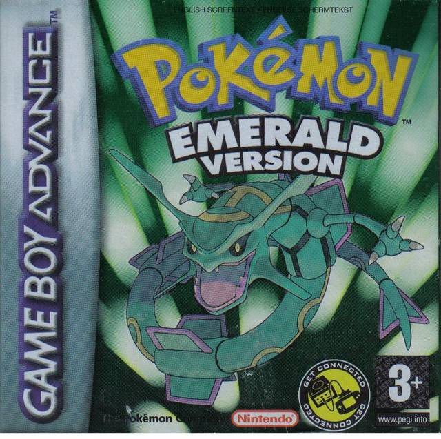 Pics Photos Gameboy Advance Sp System Pokemon Emerald