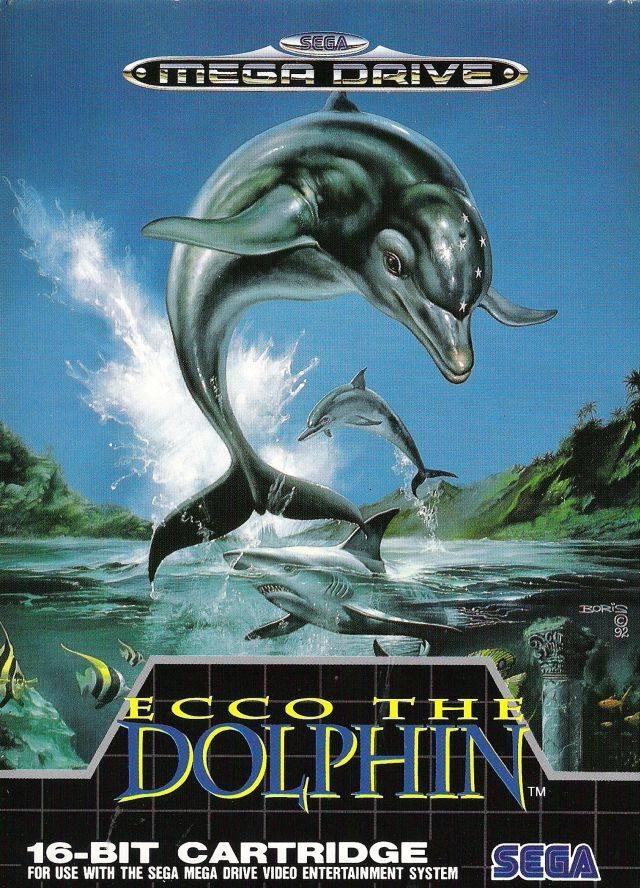 game ecco the dolphin sega genesis 1993 sega oc remix. Black Bedroom Furniture Sets. Home Design Ideas