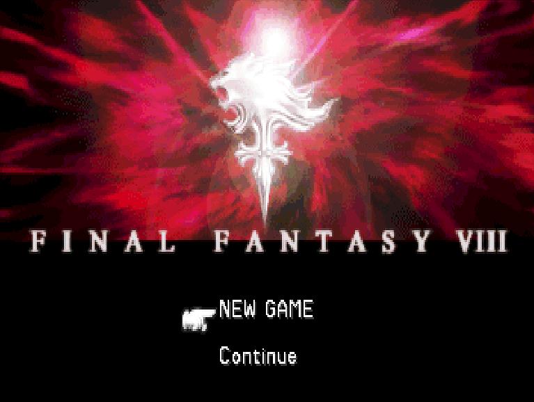 Game: Final Fantasy VIII [PlayStation, 1999, Square] - OC ReMix