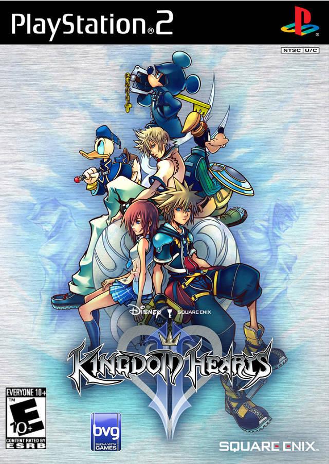 Kingdom Hearts xD