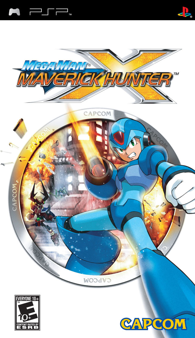 descargar megaman maverick hunter x psp