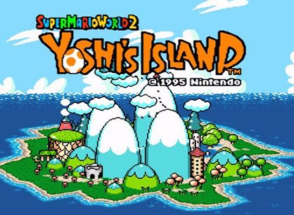 Super Mario World  Yoshi S Island Overworld Theme