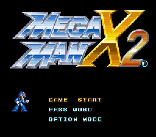 Game: Mega Man X2 [SNES, 1994, Capcom]