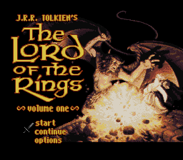 Jrr Tolkiens The Lord Of The Rings  Interplay