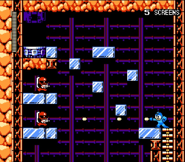 Mega Man 9 game review (Xbox Live Arcade) by Mike Matei - YouTube