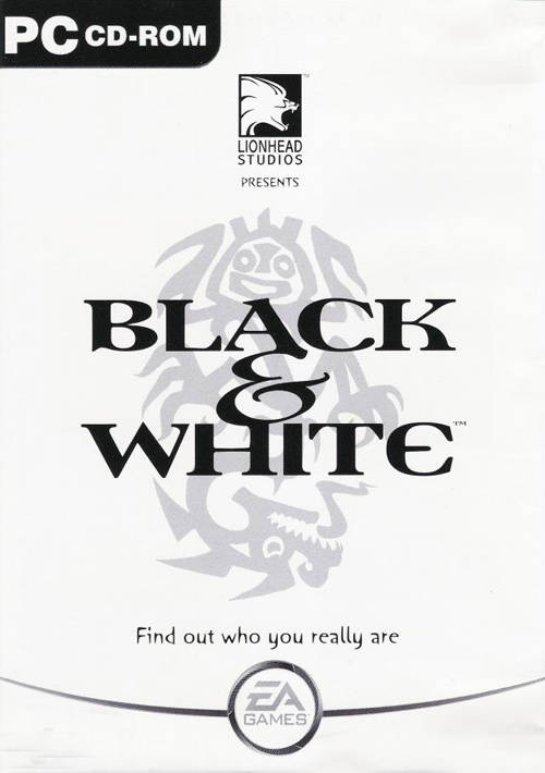 Black & White + Creature Isle [Full][1 link][Español] Black-and-white-win-cover-front-38747