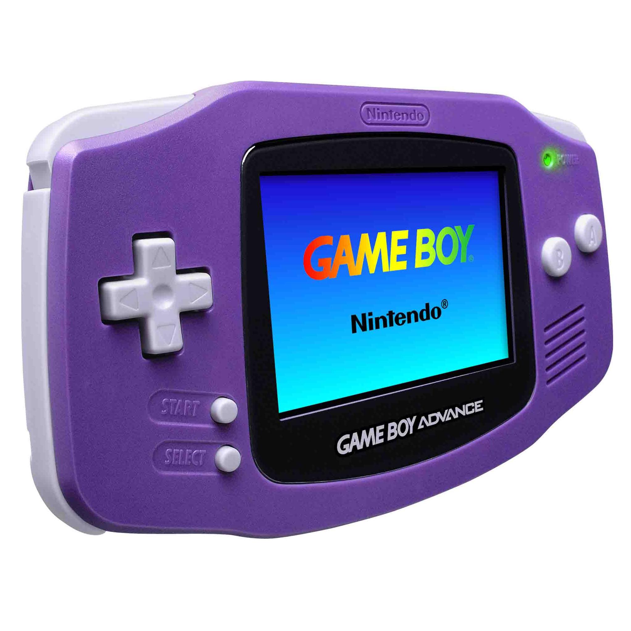 System Game Boy Advance Handheld 2001 Nintendo Oc Remix