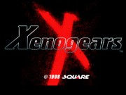Xenogears Game: Title Screenshot