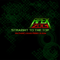 Apex 2013 - Straight to the Top front cover