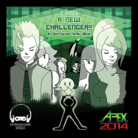 Apex 2014 - A New Challenger!! front cover
