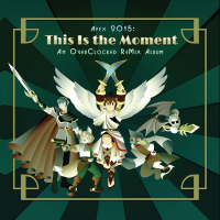 Apex 2015 - This Is the Moment front cover