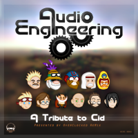 Audio Engineering - A Tribute to Cid front cover