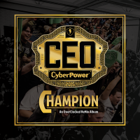 CEO 2015 - Champion front cover