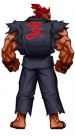 Akuma from HD Remix