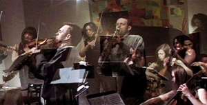 Patrick Zimmerli and the Emergence Ensemble
