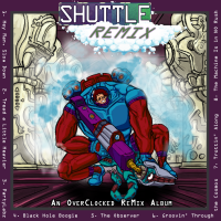 Shuttle Rush - Shuttle Remix front cover