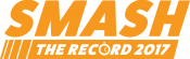 Smash The Record 2017 logo